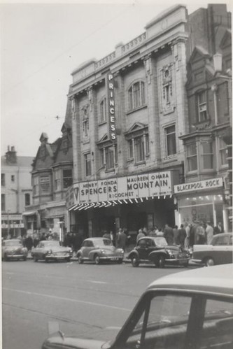 Princess Cinema, Blackpool | by kencta