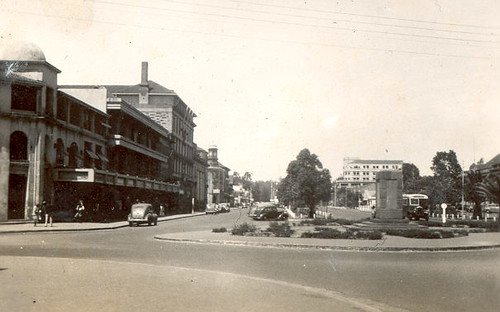 Avenue Nairobi Delamere Avenue Nairobi 1945