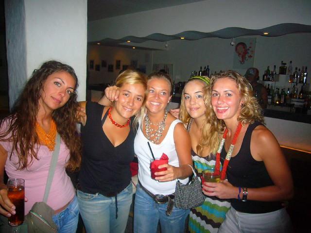 mujeres italianas