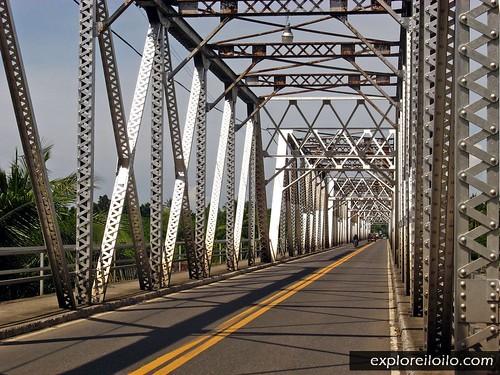Guimbal Steel Bridge Municipality Of Guimbal Iloilo