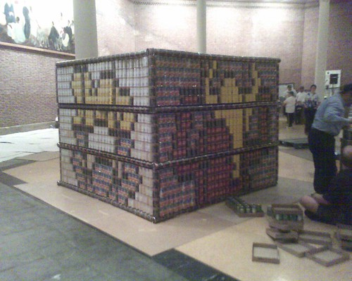 Canstruction complete 3 | by mysticgringo