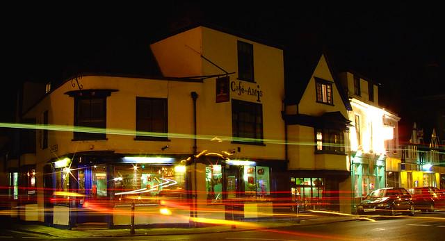 Cafe Des Amis Sheffield Menu