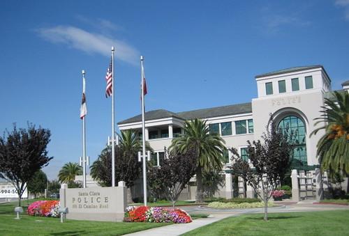 Santa Clara Police Department Marilyn Flickr