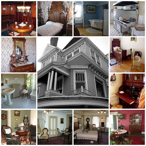 Decorating Victorian Homes: Victorian Interior Design And Residential Architecture