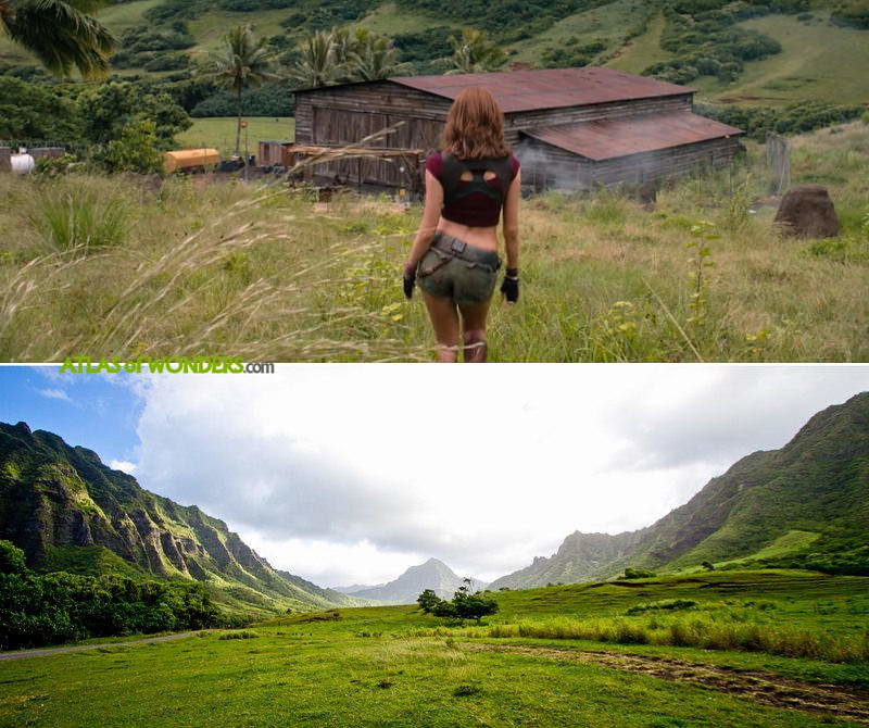 Jumanji film location