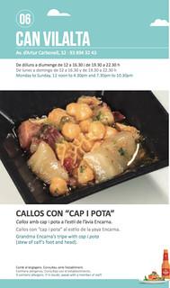 Sitges Tapa a Tapa 2018 - Can Vilalta
