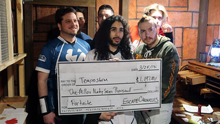 The team recovered almost $1.1M worth of treasure while in the escape room | by Parkzer