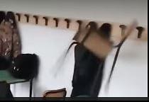 lancio della sedia