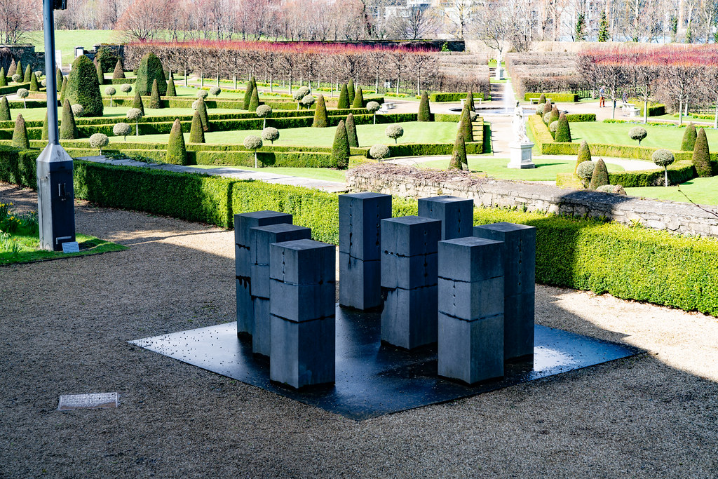 8 Limestones by Ulrich Rückriem [ It Is Not A Ventilation System ] 006