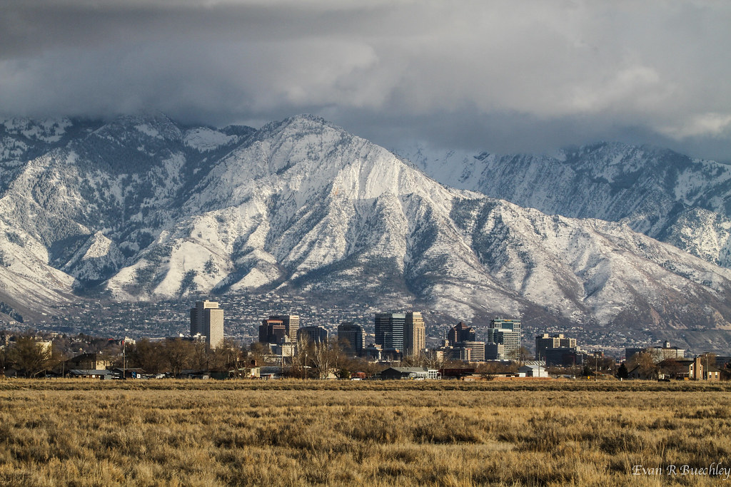 ... Salt Lake City, Landscape-20180318- Utah | by ebuechley - Salt Lake City, Landscape-20180318- Utah Ebuechley Flickr