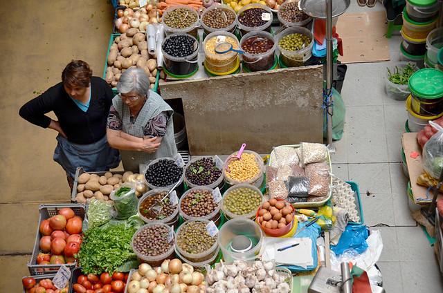 Market, Coimbra