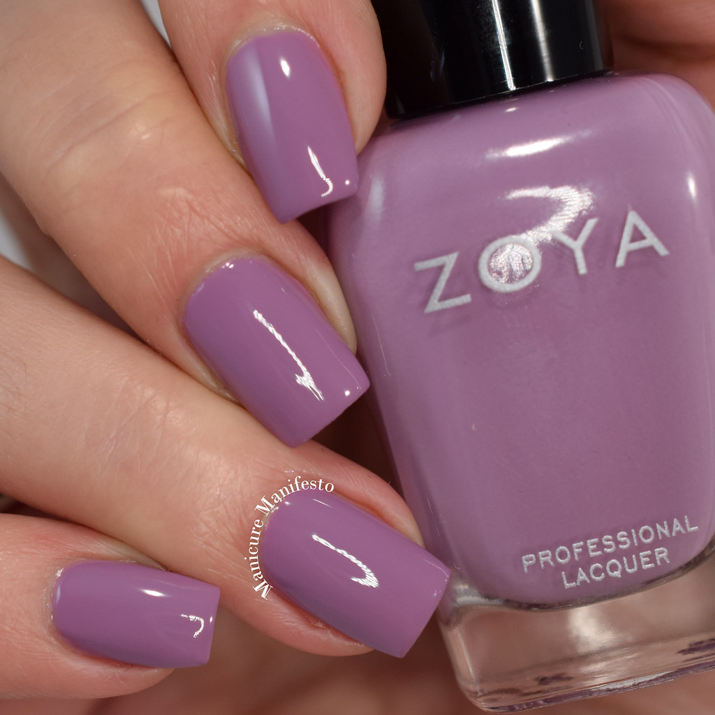 Zoya Thrive swatch