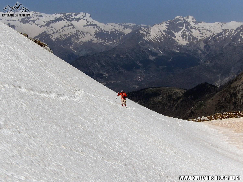 βουνα νομου τρικαλων ορειβασια