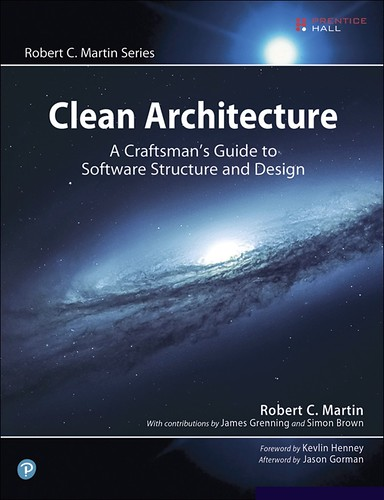 Clean Architecture, par Robert C. Martin