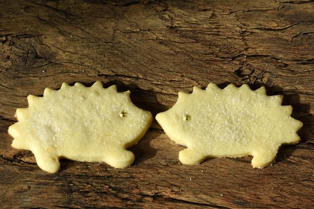 Osterbäckerei, Ostern, zarter Butterteig, Ausstechförmchen, Kleingebäck, Plätzchen, Ostermotive, Frühlingsmotive ... Fotos: Brigitte Stolle