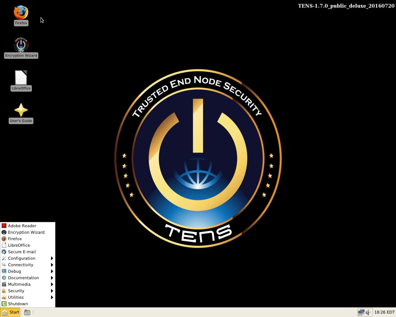Tens-Linux