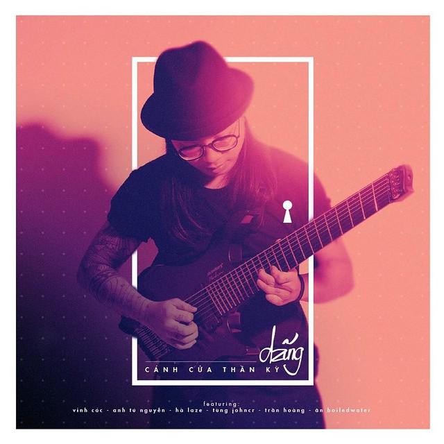 """Guitarist Dzũng Phạm phát hành album solo thứ hai """"Cánh cửa thần kỳ"""""""