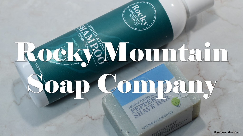 Rocky Mountain Soap Co Review
