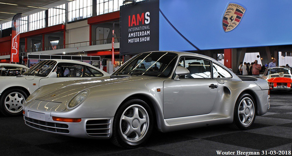 Porsche 959 Production 1 Of 343 1986 1993 International Flickr