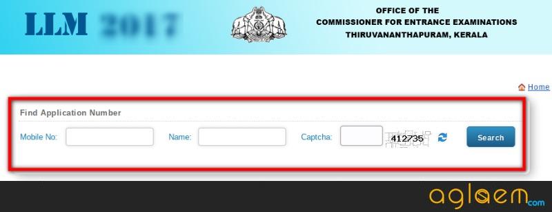 CEE Kerala LLM Admit Card