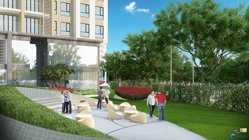 Tiện ích nội khu dự án Gem Riverside 6
