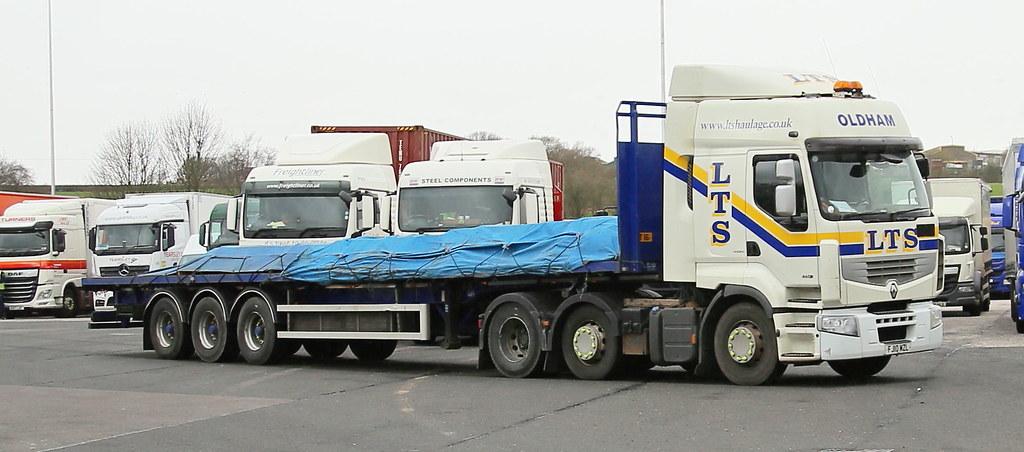 Renault Euro 5 Lts Wide Load Specialists Oldham Frank Hilt Flickr