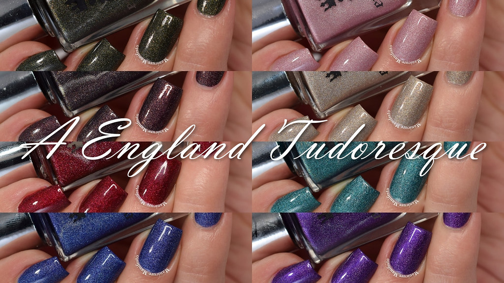 A England Tudoresque Collection