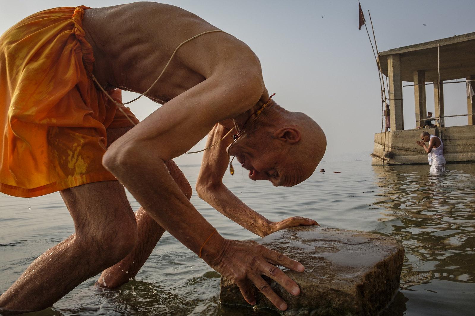 Ganges | by SaumalyaGhosh.com
