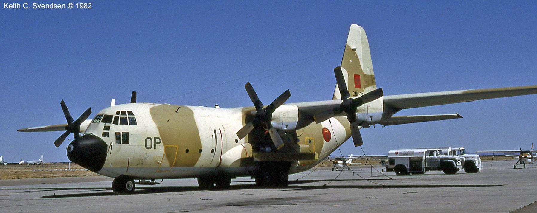RC-130H SLAR 40562411744_d487dd9e3c_o