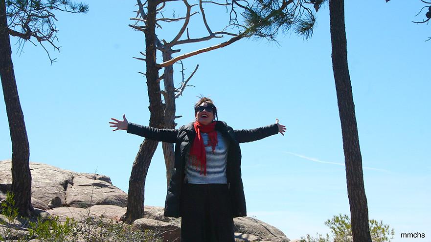 excursión por el Garbí en la sierra Calderona