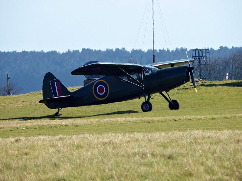 World War 2 plane