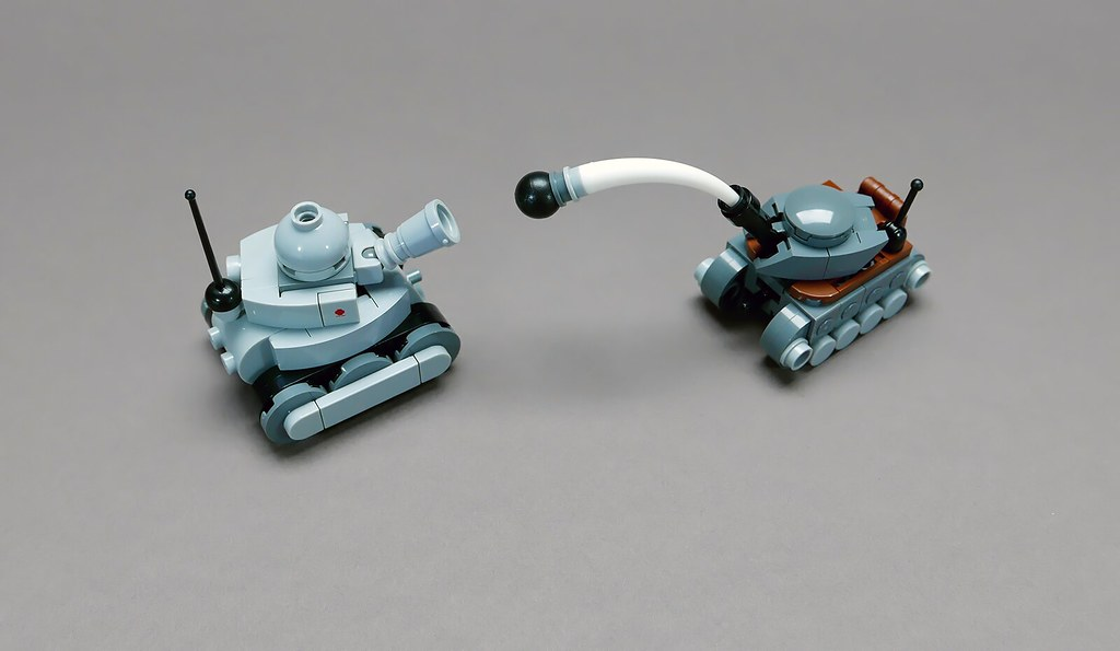 Tiny Tank Lego Moc Instructions Flicp24k8xmk