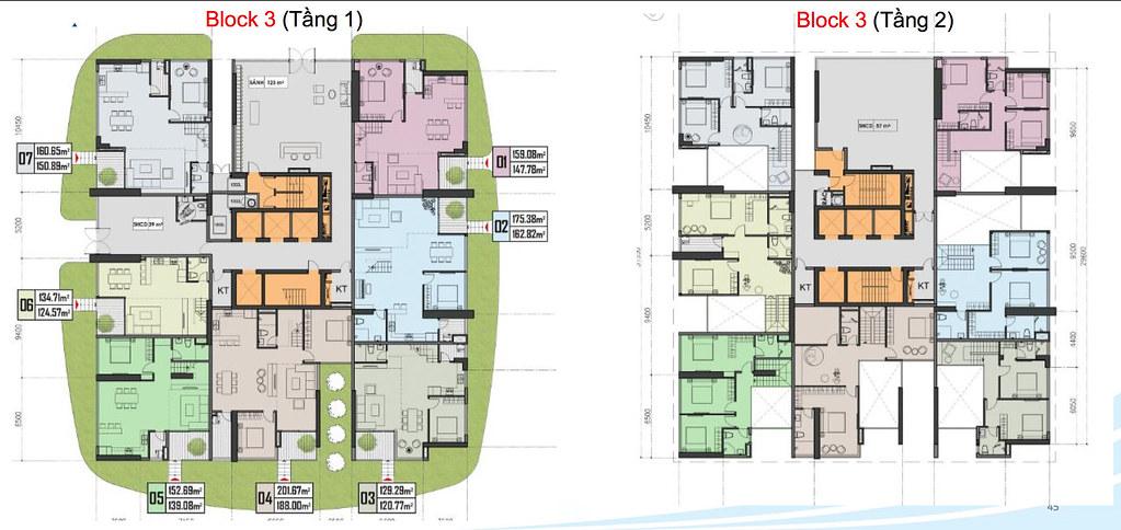 GemRiverside Duplex Villa Block 3