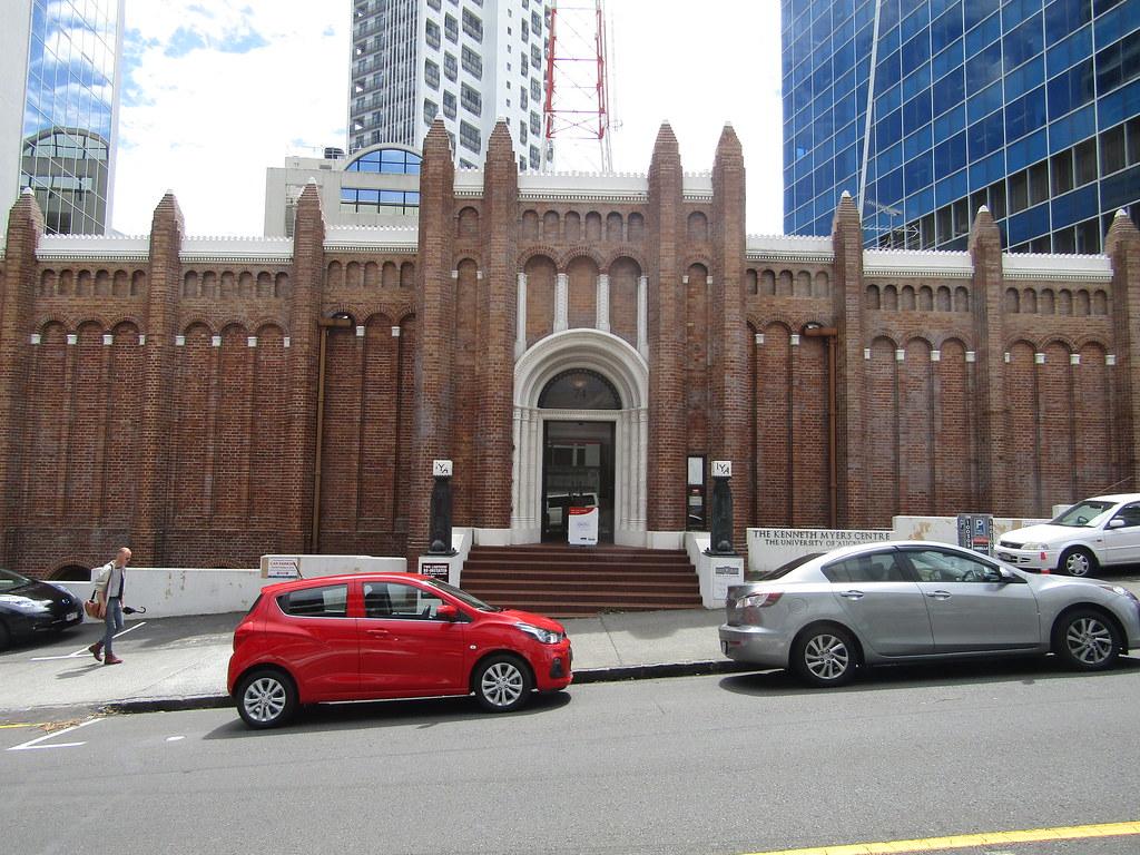 1ya Radio Station Building 74 Shortland Street Auckland Flickr A By Mpotsb