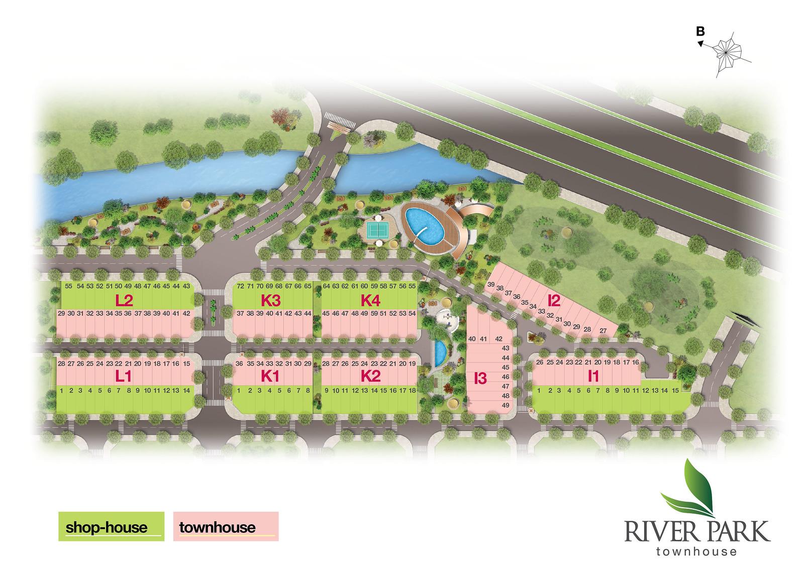 River Park - Nhà phố Shophouse Quận 9 MIK Group 3