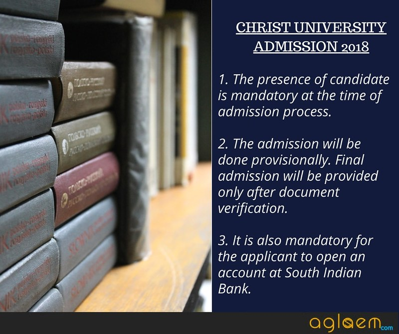 Christ University Law Entrance Exam 2018