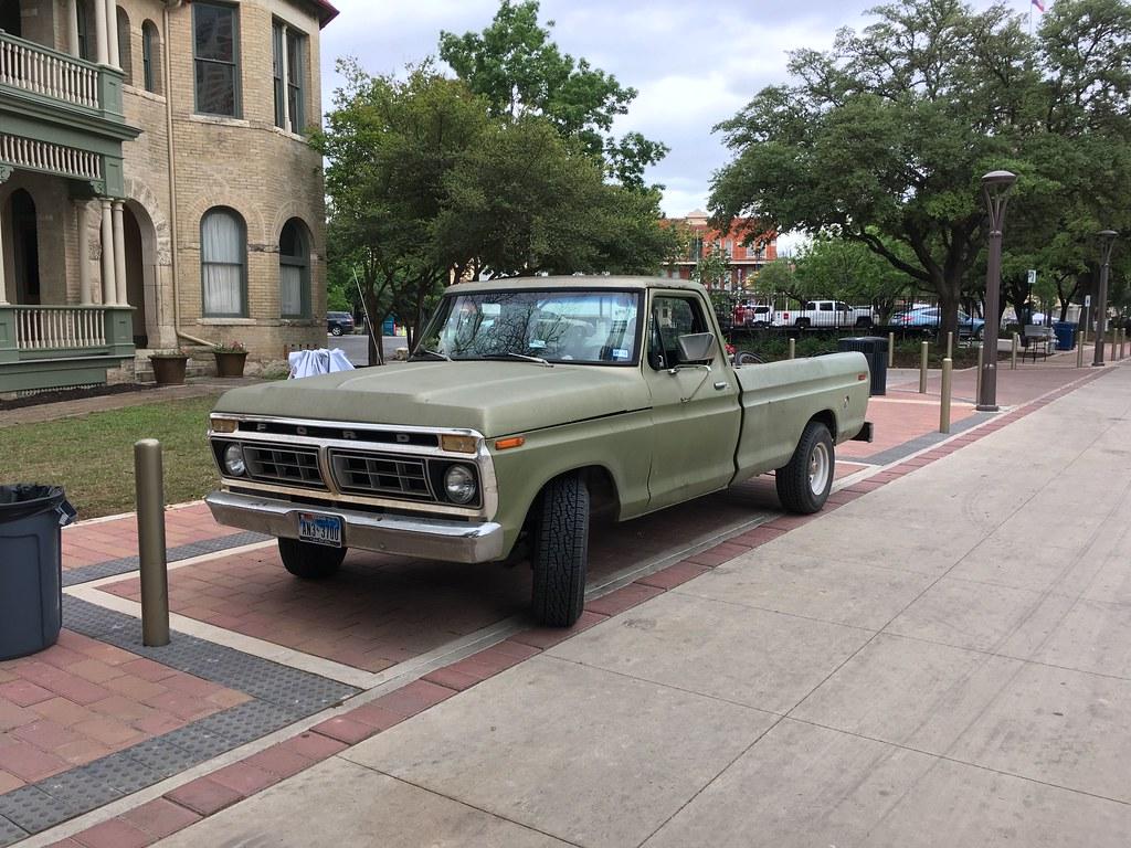 Old ford pickup truck   in San Antonio   DieselDucy   Flickr