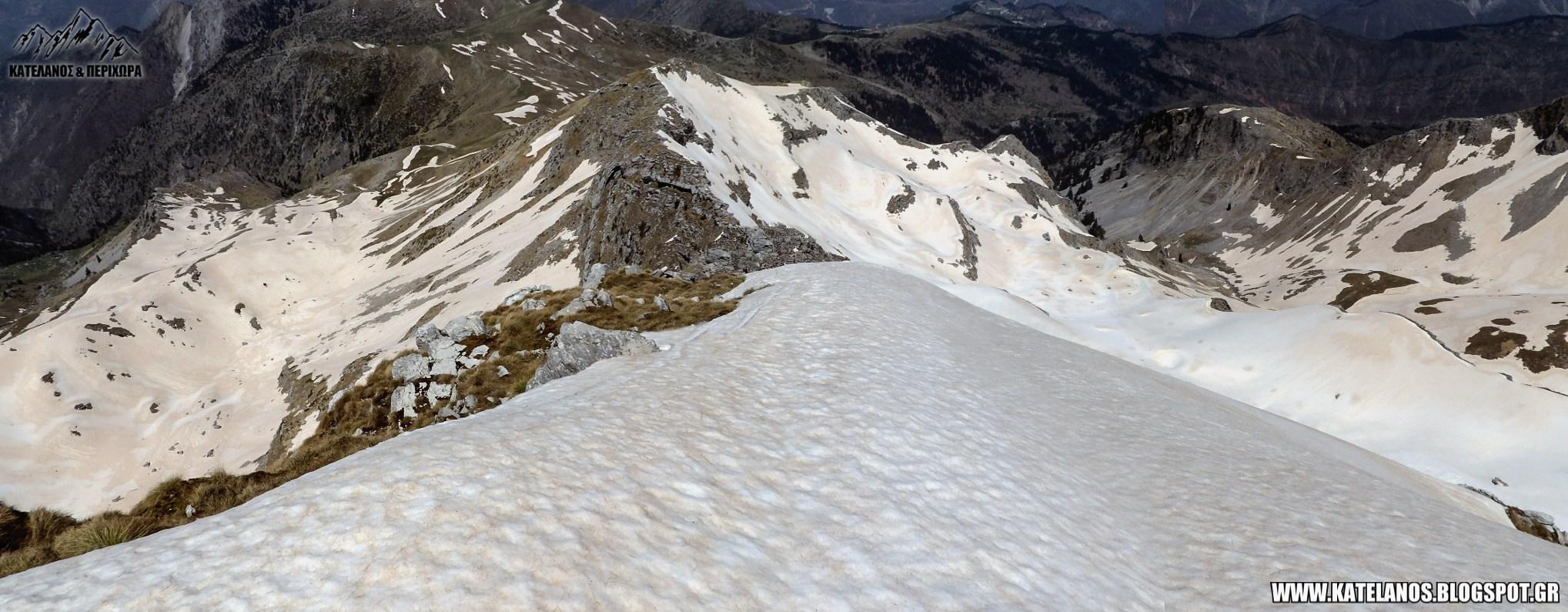 βορεια κοψη χατζη βουνο τρικαλα