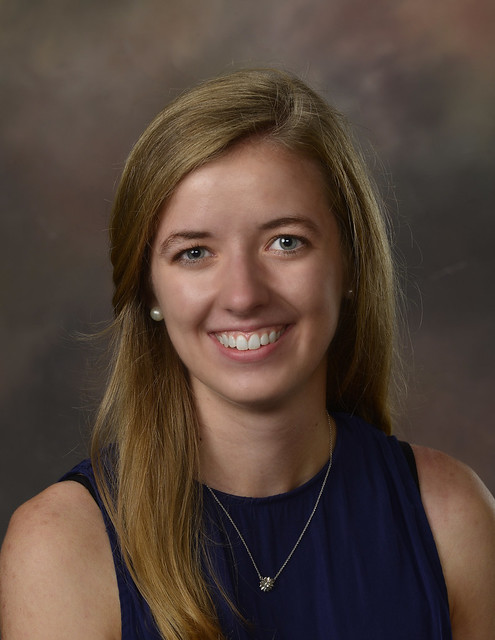 Auburn sophomore Elizabeth Farrar