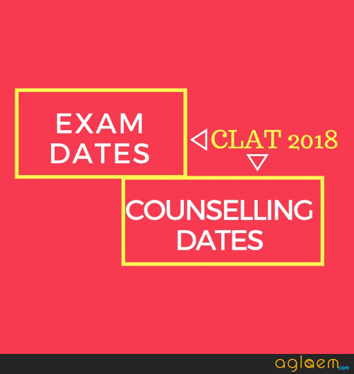 CLAT 2018 Exam Date