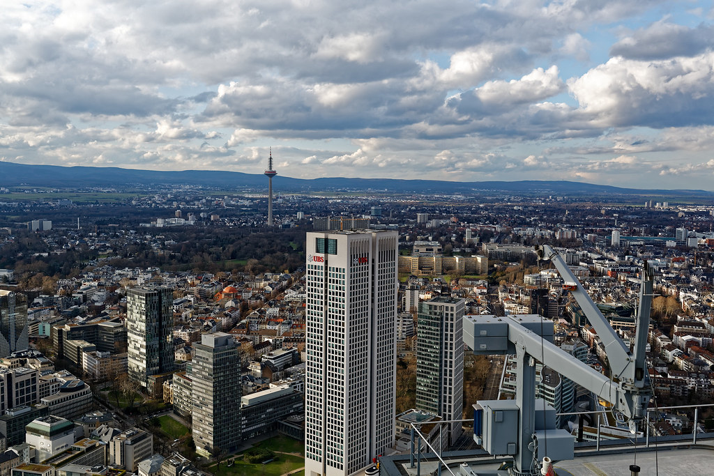 Rolf Frankfurt frankfurt am vor ostern 2018 in frankfurt am rolf