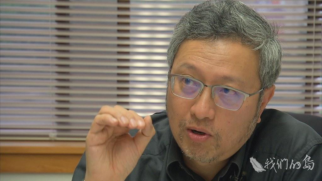 949-1-15土地學者戴秀雄指出國土計畫必須是大面積管制,擔心許多例外讓完整管制破碎化。