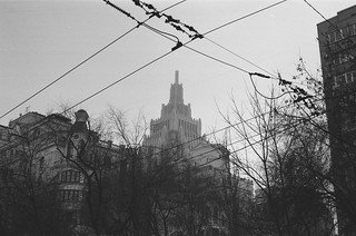 Black and White Moscow (Two) | by modenov