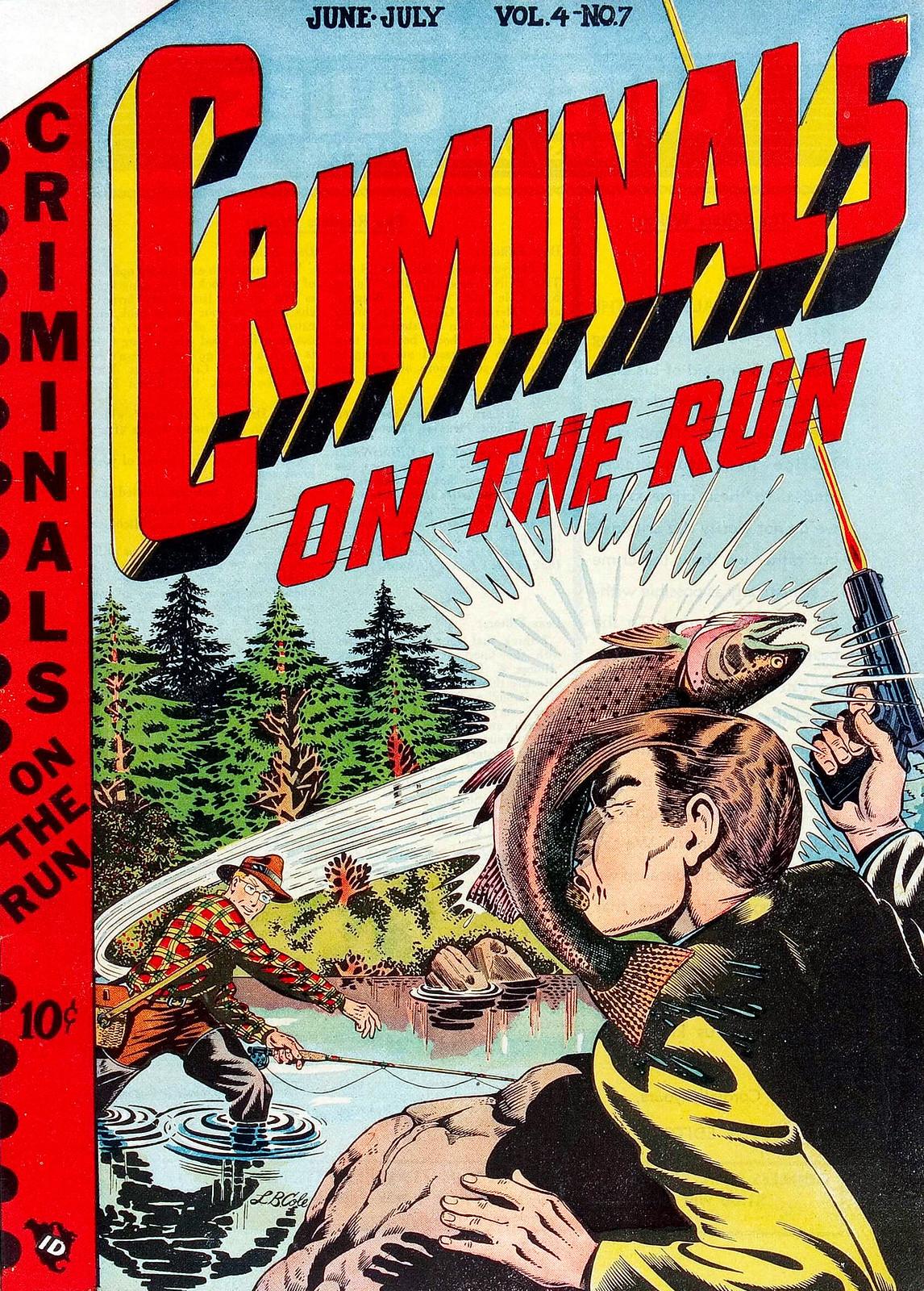 criminals on the run