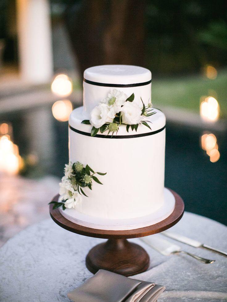 Wedding Cakes Modern Simple Wedding Cake Photography Flickr