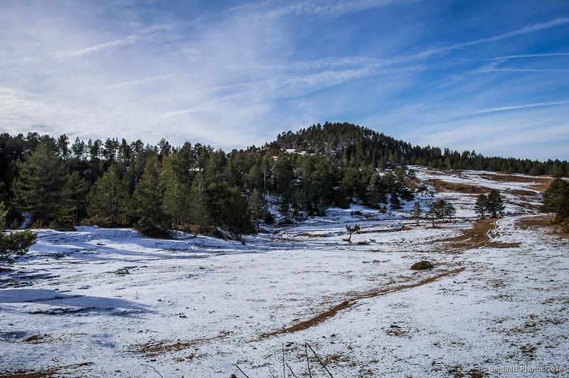 Els Planells y la Serra de Camp-de-Vidre