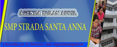 Agenda Bulan April