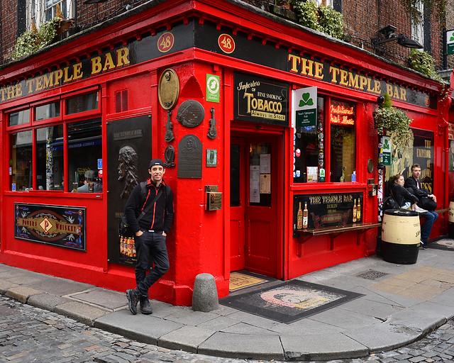 Temple Bar, uno de los lugares imprescindibles que ver en Dublín