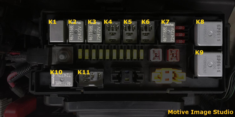 2006 Commander Xk Pdc Relays