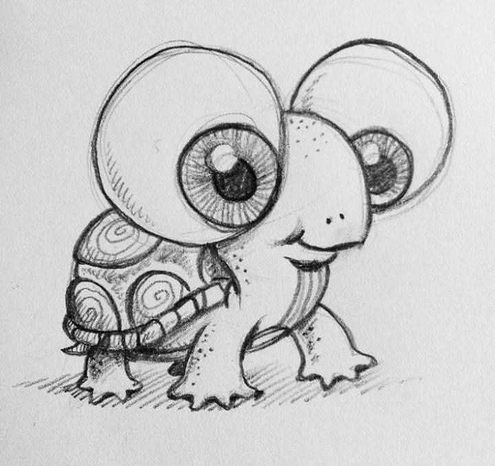 #Animals: рисунки для скетчбука в стиле Tumblr: 19 тыс изо